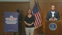 Virginia Governor Ralph Northam introduces new coronavirus app