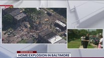 1 dead, at least 3 in critical condition after major explosion in Baltimore
