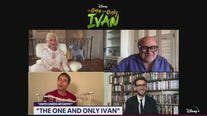 The One and Only Ivan cast talks to Kevin McCarthy