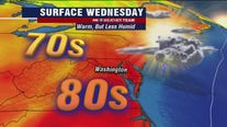 FOX 5 Weather afternoon forecast for Wednesday, August 5