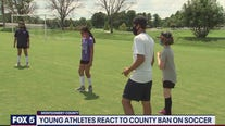 Montgomery County soccer players lament potential loss of fall season