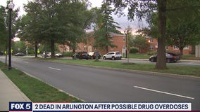 Police: Two dead after possible drug overdoses in Arlington