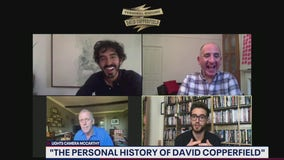 The Personal History of David Copperfield stars and filmmaker