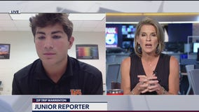 FOX 5 Zip Trip Warrenton: Junior Reporter