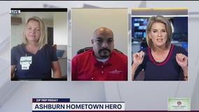 FOX 5 Zip Trip Ashburn: Hometown Hero