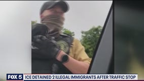ICE agents used traffic stop to detain people in Prince William County