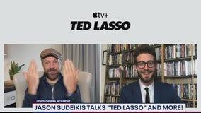 Jason Sudeikis talks 'Ted Lasso'