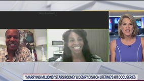 Marrying Millions stars dish on hit show