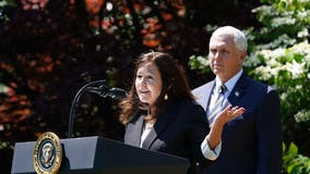Second Lady Karen Pence returning to Northern Virginia classroom next week, Vice President Pence says