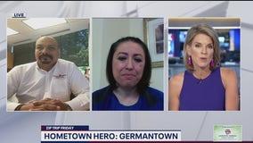 FOX 5 Zip Trip Germantown: Hometown Hero