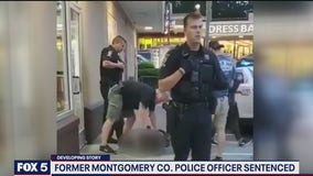 Former Montgomery County cop gets probation in brutality case