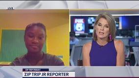 FOX 5 Zip Trip Germantown: Junior Reporter