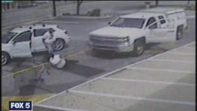 Howard County Police charge man seen in video driving vehicle into woman in Laurel