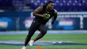 Report: Titans rookie Isaiah Wilson nearly jumped from balcony after getting spotted at college party