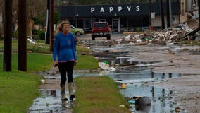 'Houses that are totally gone': 4 dead as Tropical Storm Laura exits Louisiana, leaving wake of destruction