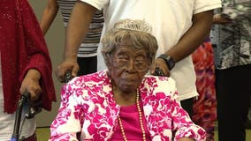Oldest living American to celebrate 116th birthday on Aug. 15