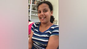 Montgomery County police searching for missing 12-year-old girl from Friendship Heights