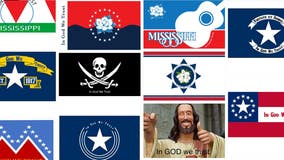 Public ideas for Mississippi flag: Magnolias, stars, beer, memes
