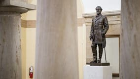 Richmond museum wants to house Robert E. Lee statue that has stood at US Capitol for more than a century