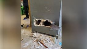 Maryland rescue crew saves 5-year-old trapped inside locked gun safe