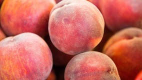 Salmonella outbreak linked to peaches across 9 states, including Maryland, Virginia