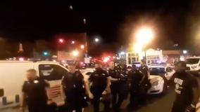 DC police investigating after allegations officers pepper-sprayed, 'kettled' protesters