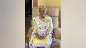 Georgia great-great-grandmother celebrates 100th birthday