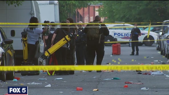 911 calls for Southeast DCcookout that ended in mass shooting began some 3hours before shots fired