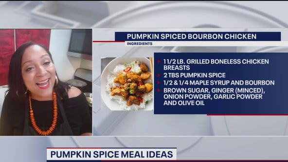 RECIPES: Pumpkin spice meals to prepare for fall