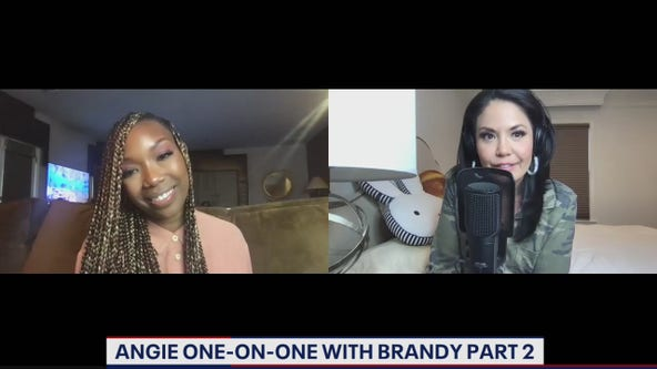 Angie's one-on-one with Brandy - Part 2
