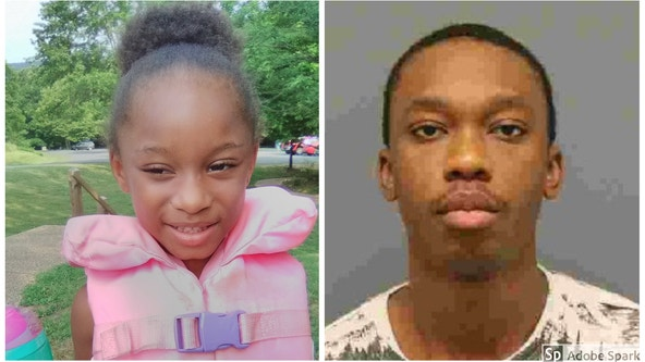 AMBER Alert canceled after 4-year-old Virginia girl found safe, suspect in custody: police