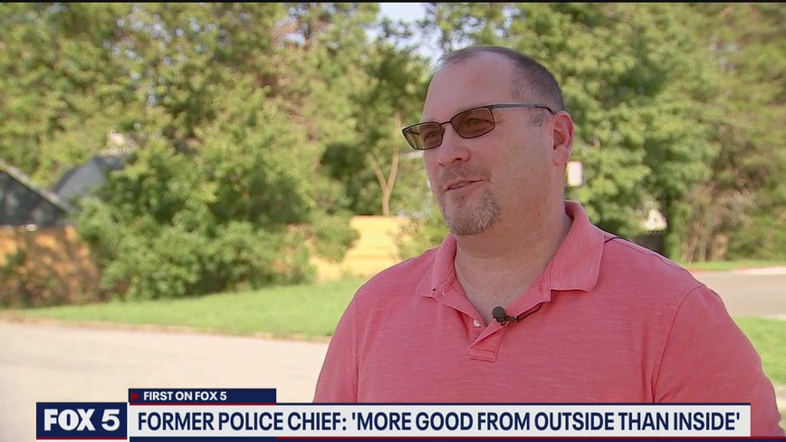 FOX 5 goes one-on-one with former Anne Arundel County police chief Timothy Altomare