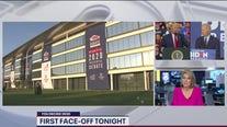 Trump, Biden to meet Tuesday on debate stage in Cleveland