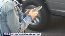 DC adding new area code