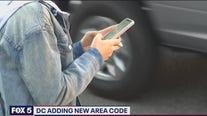 DC adding new area code