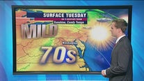 Chilly start with plenty of sunshine Tuesday for first day of fall