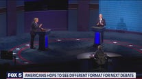 Americans hope to see different format for next debate