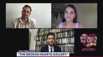 Dacre Montgomery, Geraldine Viswanathan talk The Broken Hearts Gallery