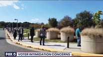 Voter intimidation concerns