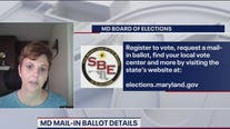 Analysis: Maryland mail-in ballot details