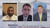 Monday Morning Quarterback: President Trump tax returns