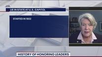History of honoring leaders