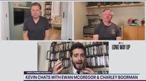 Ewan McGregor, Charley Boorman talk Long Way Up