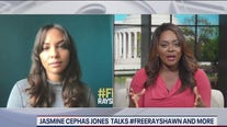 Jasmine Cephas Jones dishes on FOX 5