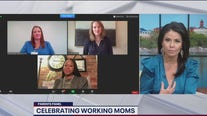 Parents Panel: Working moms juggle work and parenting, and the influence of RBG