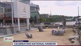 Zip Trip Finale: Celebrating National Harbor