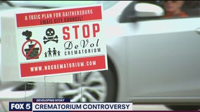 Residents in Montgomery County neighborhood push back against turning home into crematorium