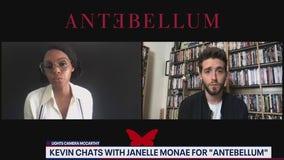 Janelle Monae talks Antebellum