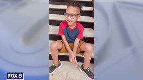 5-year-old battling sickle cell anemia needs blood cell donor