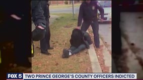 Prince George's County cop indicted in attack that paralyzed man